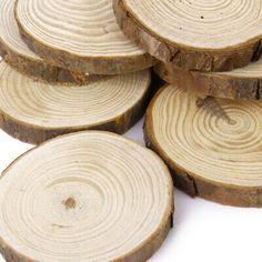 log slice hire